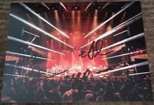 SOUND TRIBE SECTOR 9 BAND SIGNED AUTOGRAPH STS9 8x10 PHOTO D w/EXACT PROOF