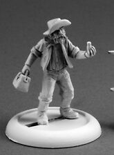 REAPER SAVAGE WORLDS - 59016 Coot Jenkins, Prospector
