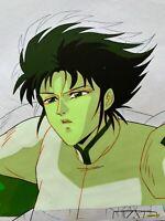 GETTER ROBO GOU - TACHIBANA SHOU anime cel A8 w/Genga - Ray Rohr