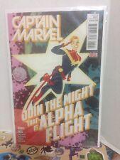 Captain Marvel #5 (July 2016, Marvel)