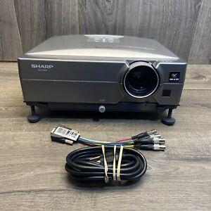 Sharp XG-C430X 3LCD Projector 4000 Lumens HD 1080i HDMI Works