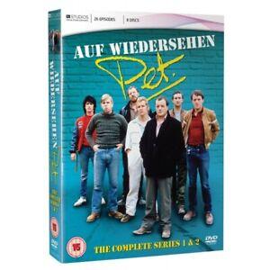 Auf Wiedersehen Pet - Series 1 And 2 - Complete DVD