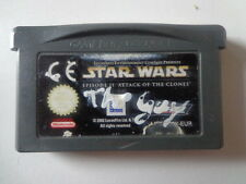 Gameboy Advance juego-Star Wars: EP. II (2) Attack of the clones (módulo) 10821855