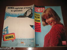 RIVISTA TEMPO 1957/42=MAY BRITT=JAYNE MANSFIELD=LEO LONGANESI=LAURETTA MASIERO=