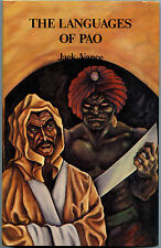 Fiction: THE LANGUAGES OF PAO by Jack Vance. 1979. Signed limited 1st edition.