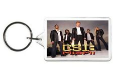 CSI MIAMI NOVELTY PHOTO TV KEYCHAIN