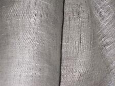 toile Etamine 10 fils 100 % LIN A BRODER point de croix largeur 160 cm