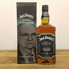 Jack Daniel's Master Distiller Series No.4 Tennessee Whiskey 1 Litre Bottle