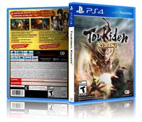Toukiden Kiwami - ReplacementPS4 Cover and Case. NO GAME!!