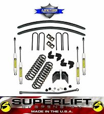 "1977-1979 Ford F100 F150 Pickup 6.5"" SuperLift K512 Suspension Lift Kit m/USA!"