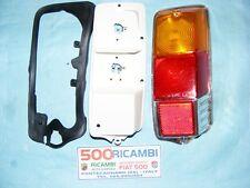 FIAT 500 F/L/R FANALE POSTERIORE DX COMPLETO PLASTICA TIPO STARS ORIGINALE