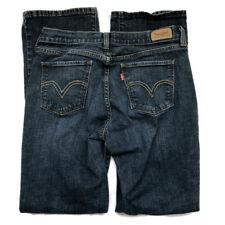 Levis 515 Jeans Sz 8 8M Boot Cut Denim Womans Ladies 30 x 31