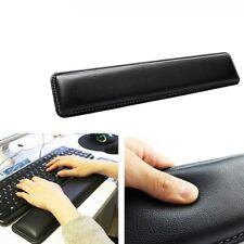 Keyboard Wrist Rest Pad Leather Handguard Comfortable Ergonomic Mat 45*8.5*1.8cm