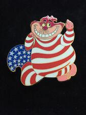 DisneyShopping.com - Patriotic Memorial Day 2007 Cheshire Cat Pin LE 250