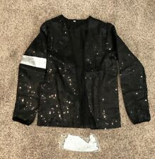 Xfang MJ Billie Jean Jacket Costume With Glove