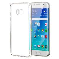 Caso Claro Ultra Delgado Transparente Funda Gel Para Samsung Galaxy S7 Edge