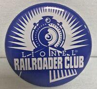 Lionel Railroader Club Pin Button Pinback Vintage Lionel Trains