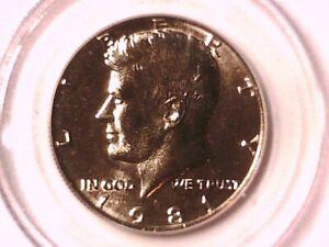 1981 P Kennedy Half Dollar PCGS MS 66 2841782
