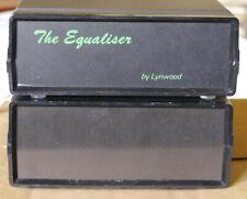 "LYNWOOD ""THE EQUALISER"" 2 BOX MOVING MAGNET PHONO STAGE"
