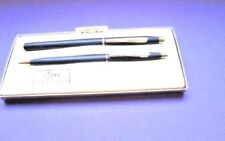 CROSS CENTURY CLASSIC BLACK & GOLD ROLLERBALL PEN AND PENCIL