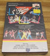 The Kids From FAME Live At Royal Albert Hall Betamax New/old Stock Sealed