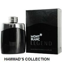 MONT BLANC LEGEND 3.3 FL.OZ / 100 ML EDT SPRAY FOR MEN (NIB) AND **SEALED**