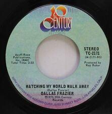Rock Nm! 45 Dallas Frazier - Watching My World Walk Away / Cash On Delivery Smit