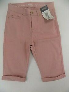 Rafaella Weekend skimmer shorts  stretch comfort sherbet pink size 10