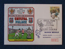 Crystal Palace v Southampton - 21/8/79 - Return to Division 1 - First Day Cover