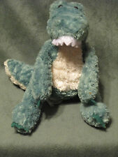 "Ganz Plush Alligator L'il Chauncey Crocodile Stuffed 8"" Heritage Collection"