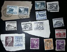 Used Poland 1930s definitives