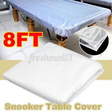 8ft Outdoor Pool Snooker Billiard Table Cover Polyester Waterproof Dust Cap