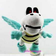 New Super Mario Bros Plush Winged Dry Bones Soft Toy Doll Stuffed Animal 15cm
