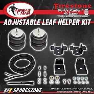 Airbag Man Air Suspension Leaf Helper Kit for TOYOTA HILUX GGN125 GUN125 GUN126