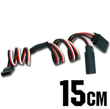 15cm UNIVERSAL SERVO Y LEAD SUITABLE FOR FUTABA JR SPEKTRUM AND MORE