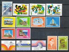 Nederlandse Antillen Jaargang 1972 postfris