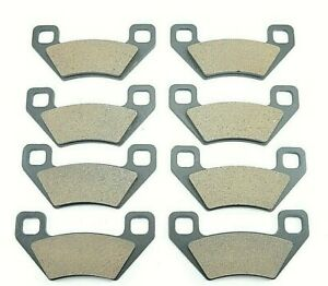 NEW for Arctic Cat Wildcat 4x 1000 2012- 2014Front AND Rear Brake Pads