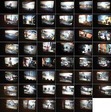 8 mm Film-Privat 1975-Tanger Hafen-Stadt-Bewohner-Armut-Dakar u.a.-Antique Film