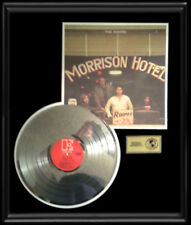 THE DOORS JIM MORRISON RARE MORRISON HOTEL GOLD RECORD PLATINUM  DISC