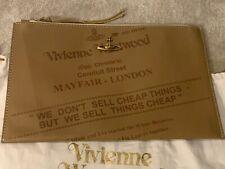 Vivienne Westwood Anglomania Clutch Bag, documentos/viajes/Ipad