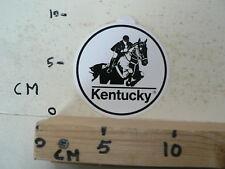 STICKER,DECAL KENTUCKY  PAARD HORSE