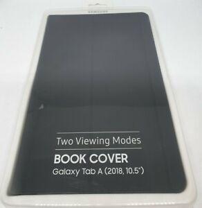 "Genuine Book Cover for Samsung Galaxy tab A 2018 10.5"" Brand New  EF-BT590"