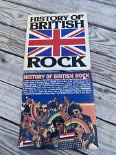 History of British Rock Albums~Lp Vinyl Record~2 albums