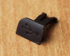 ORIGINAL NOKIA 6300/6301 USB-COVER, USB-ABDECKUNG, COCOA (NEU, 9902198)
