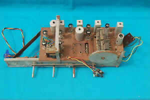 Vintage 'Ever Ready' Radio Chassis.