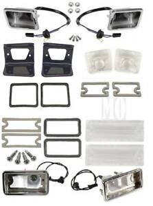 1967 Camaro RS RallySport Park & Back Up Light Kit, GM Licensed