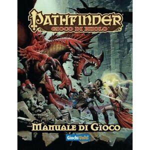 Pathfinder Manuale di Gioco - Base - ITALIANO - Giochi Uniti - 2013 - MAI USATO