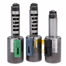 3PCS AW55-50SN AF33 Linear Solenoid Kit For GM Saab Opel Chevolet Volvo 99404