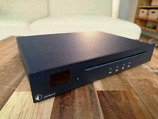 Pro-Ject CD Box S schwarz | CD Player mit Digitalausgang