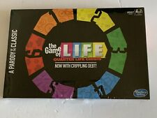 Hasbro Home Entertainment Gaming The Game Of Life Quarter Life Crisis Board Game